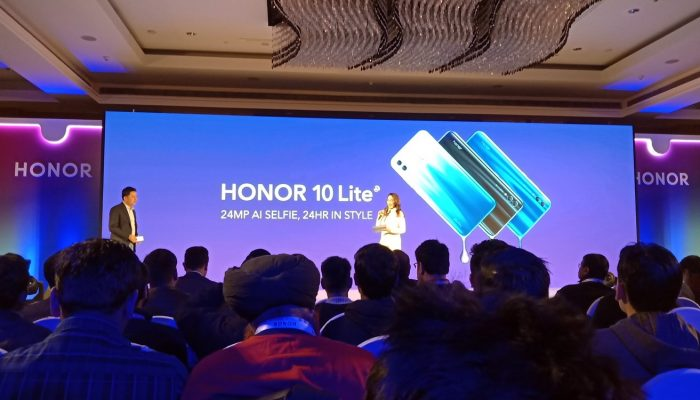 Honor 10 Lite makes Indian debut: Specifications, Price, Release Date