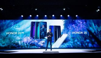 HONOR's flagship N-series welcomes its latest member – HONOR 20 Series