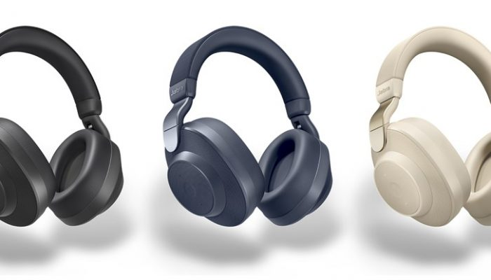Jabra's Active Noise Cancelling headset for consumers is the Elite 85h