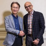 Sony and Microsoft to collaborate on streaming games