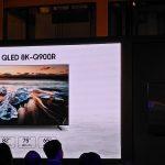 Samsung unveil world's first QLED 8K range
