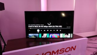 Thomson unveils their affordable Android TV range