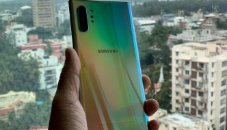 Samsung announces the Galaxy Note10 and Note10+ in India