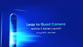 Realme 5 series debuts in India