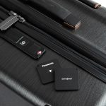 Samsonite and Panasonic present a smart, connected suitcase