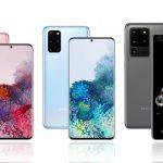 Samsung announces the Galaxy S20 series
