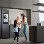 Samsung unveils SpaceMax Family Hub refrigerator for the connected home