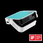 ViewSonic's award-winning M1 Mini projectors are designed for portability