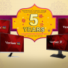 ViewSonic extends warranty on its monitors to five years