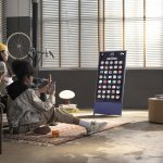 Samsung scales innovation to new heights with The Sero Lifestyle TV