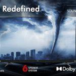 Hisense Tornado TV series focuses on audio