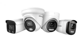 Hikvision Debuts Low-light Capable ColorVu Cameras
