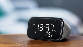 The new Lenovo Smart Clock Essential supports Hindi Language commands as well