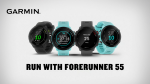 Garmin launches an easy-to-use GPS smartwatch: The Forerunner 55