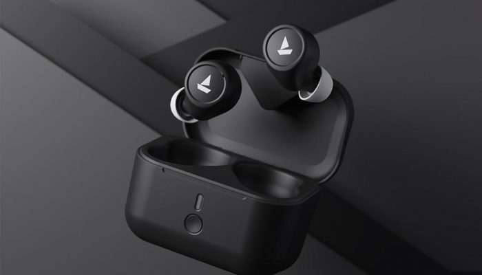 The new boAt Airdopes 501 ANC are cutting-edge hybrid earbuds